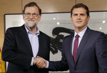 El pacto entre PP y C´s promete eliminar el impuesto al sol