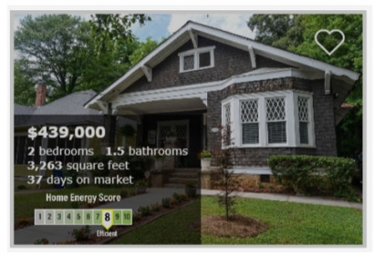 Home Energy Ratings in Real Estate Listings Would Steer Buyers to Efficient Choices