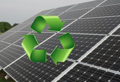 """Residuos de paneles solares y otra """"chatarra"""" renovable: un sector lleno de retos y oportunidades"""