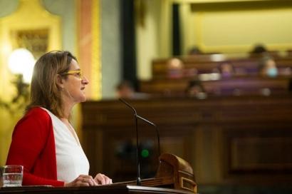 El Congreso avala sin cambios el recorte a los beneficios extraordinarios de las eléctricas