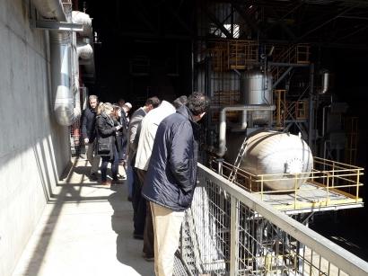 Veolia busca estandarizar procesos para añadir valor a sus redes de calor con biomasa