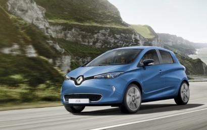 El Ayuntamiento de Madrid elige vehículos eléctricos marca Renault para su parque móvil