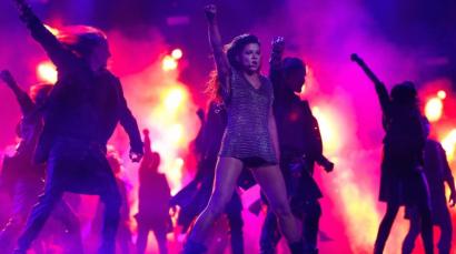 La ganadora de Eurovisión Ruslana, nueva embajadora de las energías renovables