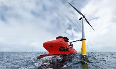 Iberdrola vende a Siemens su participación en Siemens Gamesa Renewable Energy