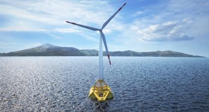 España refuerza su candidatura a liderar a escala global el despegue de la eólica flotante