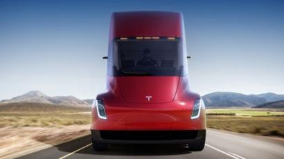 "Tesla Unveils ""Industry-Disrupting"" Semi"