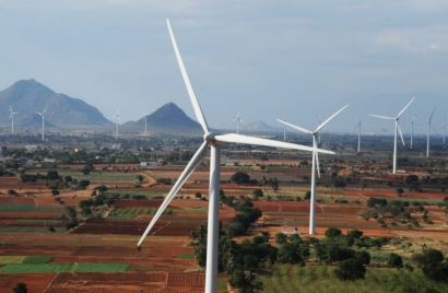 Siemens Gamesa instala el megavatio 5.000 en la India