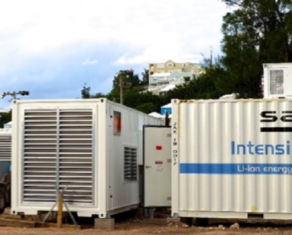 Saft Energy Storage System to Support Bermuda's Future Electricity Plans