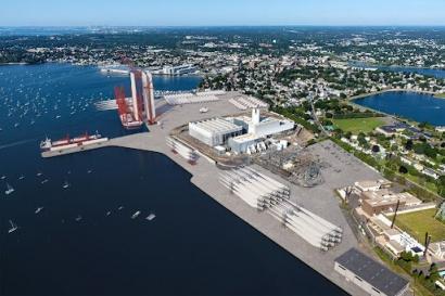 Vineyard Wind Wants To Transform Salem Harbor Into Offshore Wind Port