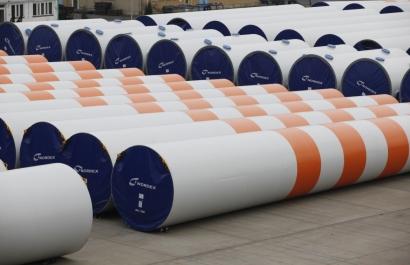 OX2 elige aerogeneradores Nordex para los cuatro parques eólicos que le ha encargado Ikea Finlandia