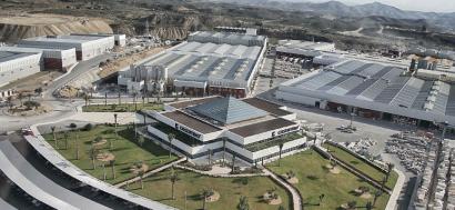 Cosentino contará con la mayor instalación fotovoltaica de autoconsumo de España
