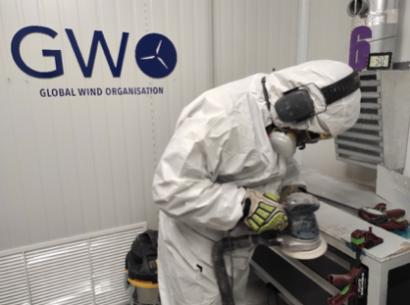 Ingeteam, primera empresa española en obtener la certificación GWO en formación de reparación de palas eólicas