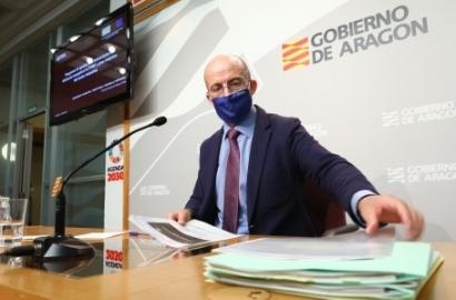 Aragón aprueba ayudas por valor de 10 millones de euros para que las empresas implementen medidas de eficiencia energética
