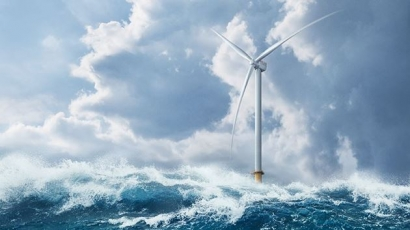Sofía, el parque marino en el que crecerán hasta cien aerogeneradores de dimensiones nunca vistas