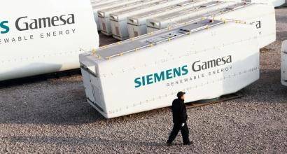 Holingola, el primer paso de Siemens Gamesa en su hoja de ruta a un parque eólico chino de 6.000 megavatios