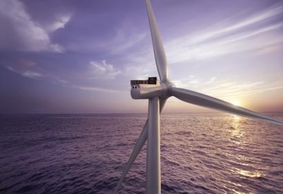 Siemens Gamesa coloca su primer aero de ocho megavatios en un megaparque marino de Taiwán que alcanzará los 640 megas