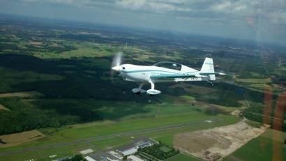 Siemens se hace con el récord del mundo de ascenso en avión eléctrico