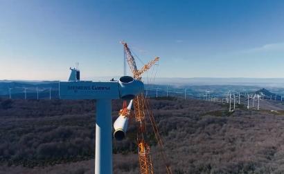 Siemens Gamesa instalará 130 MW eólicos en Canadá sin subvención alguna