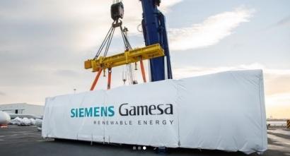 Siemens Gamesa acumula unas pérdidasdel 32% en lo que va de 2021 en Bolsa