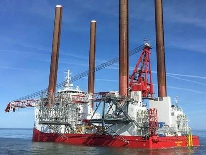 Siemens Gamesa amplía el contrato de mantenimiento del parque eólico marino East Anglia One