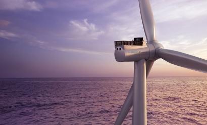 El parque eólico marino SeaMade de Bélgica elige máquinas SGRE de ocho megavatios