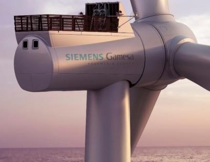 El Gobierno francés dice sí a los súper-aerogeneradores Siemens Gamesa de ocho megas