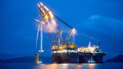 Los aerogeneradores del mayor parque eólico marino flotante del mundo serán Siemens Gamesa