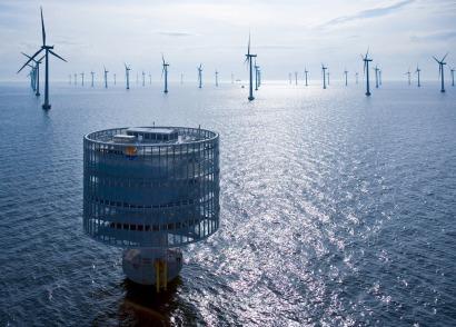 La fábrica de torres eólicas Haizea de Bilbao tendrá naves de medio kilómetro de largo