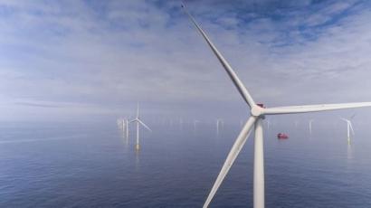 Siemens firma su primer proyecto eólico marino de gran escala en Taiwán