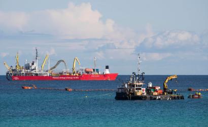 Cada metro del cable que conecta Mallorca y Menorca ha costado 1.500 euros