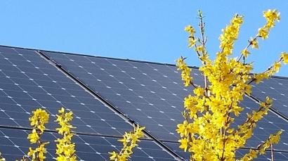 La solar fotovoltaica bate récord del mundo
