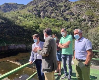 La minicentral hidráulica que EDP va a desarrollar en Asturias empezará a funcionar en 2023