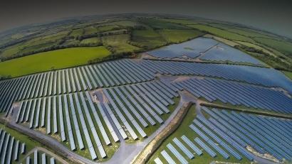Solaer conecta diez megavatios de potencia fotovoltaica repartidos en dos parques de Guadalajara