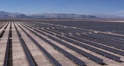Bruc compra parques solares por valor de cien megavatios en Badajoz