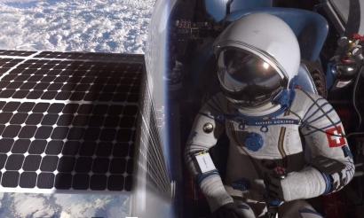 Así es el avión solar que se dirige a la estratosfera