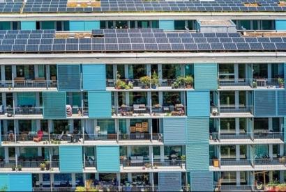 Crece en dos años casi un 500% la energía solar fotovoltaica instalada en España