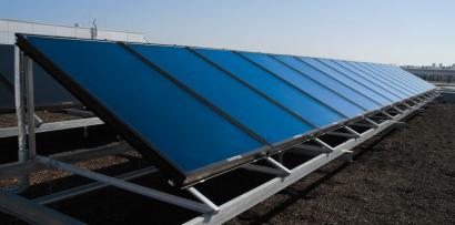 El sector de la solar térmica vuelve a citarse este miércoles