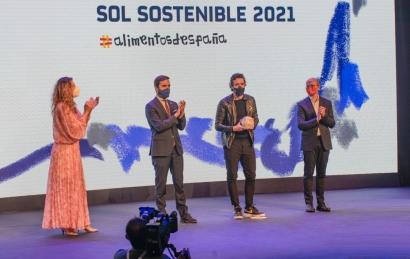 El cocinero Eneko Atxa, premio Sol Sostenible 2021