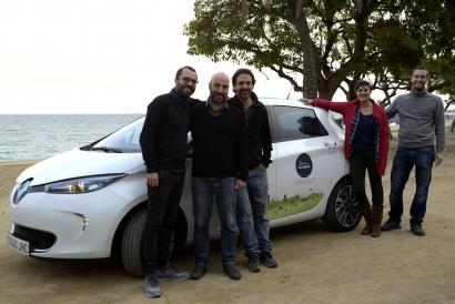 """""""Estamos creando la primera red europea de cooperativas de carsharing eléctrico"""""""
