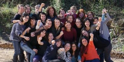 La mayor cooperativa de consumidores-productores de electricidad de España anuncia que se adhiere a la Huelga Feminista del 8M
