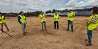 Trescientos megavatios de potencia solar fotovoltaica solicitan luz verde en Baleares