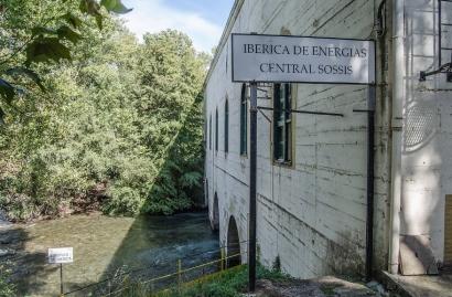 Engie España rescata 3.800 truchas y 1.200 cangrejos autóctonos en una hidroeléctrica de Cataluña