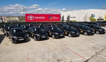 Midas adquiere 150 híbridos Toyota