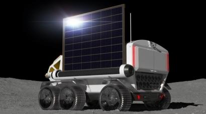 Toyota prepara el asalto a la luna con un vehículo de hidrógeno solar