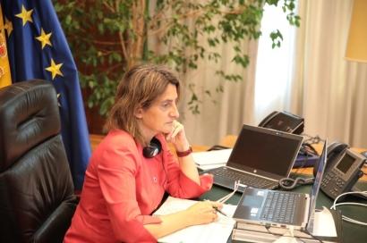 Ribera destaca en el consejo UE de ministros de Energía la relevancia de la refrigeración renovable para España