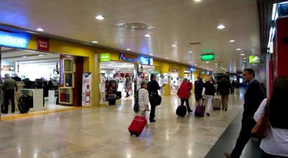 El aeropuerto de Madrid-Barajas avanza en la construcción de una de las mayores plantas de autoconsumo de España