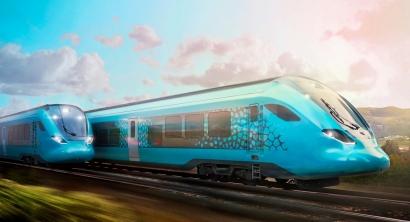 Talgo tendrá listo su tren de hidrógeno en 2023