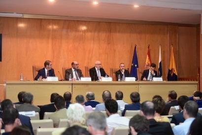 Gran Canaria revisa el Plan Europeo de Acción de Energías Renovables Marinas en el Atlántico
