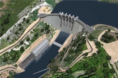 La gigabatería del Tâmega aportará casi 900 MW de capacidad de bombeo al sistema eléctrico portugués
