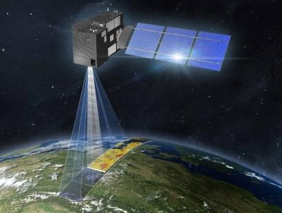 Thales y OHB construirán los satélites que va a emplear la UE en medir el CO2 atmosférico producido por la actividad humana